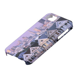 San Francisco, California. View of Victorian iPhone 5 Cases