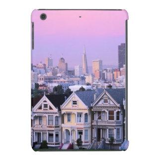 San Francisco, California. View of Victorian iPad Mini Retina Cover