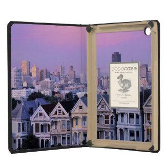 San Francisco, California. View of Victorian iPad Mini Covers