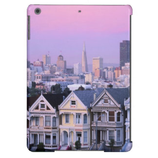 San Francisco, California. View of Victorian iPad Air Cases