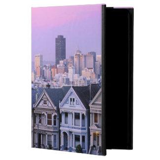 San Francisco, California. View of Victorian iPad Air Case