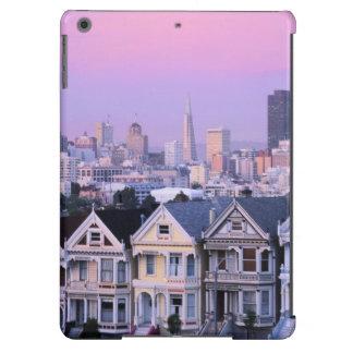 San Francisco, California. View of Victorian iPad Air Covers
