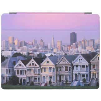San Francisco, California. View of Victorian iPad Cover