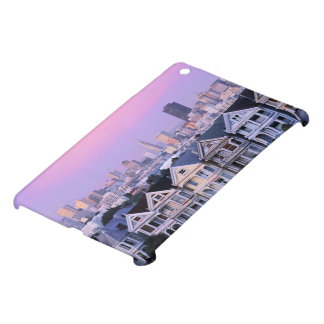 San Francisco, California. View of Victorian iPad Mini Cases