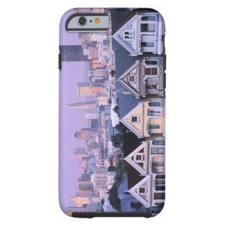San Francisco California View of Victorian iPhone 6 Case