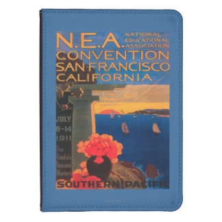 San Francisco, CaliforniaN.E.A. Convention Kindle Touch Cover