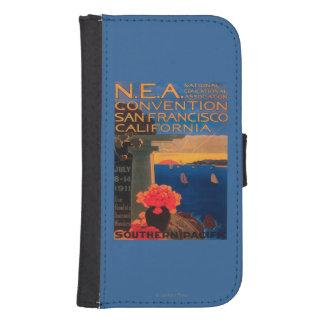 San Francisco, CaliforniaN.E.A. Convention Galaxy S4 Wallet Case