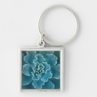 San Francisco Californias Golden Gate Park and Silver-Colored Square Keychain