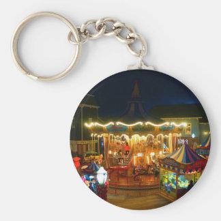 San Francisco Carousel Pier 39 #2 Keychain