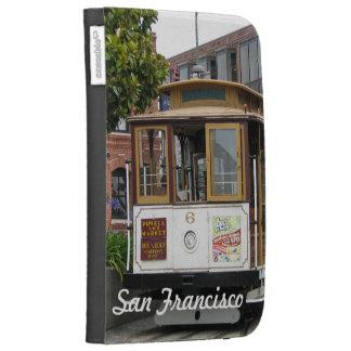 San Francisco Case For Kindle