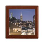 San Francisco cena Caja De Joyas