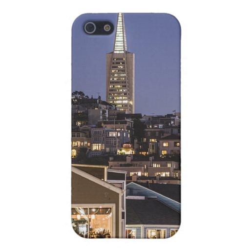 San Francisco cena iPhone 5 Protectores