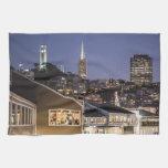 San Francisco cena Toallas