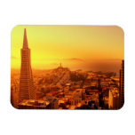 San Francisco céntrico, CA Iman Rectangular