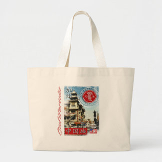 SAN FRANCISCO CHINATOWN CANVAS BAGS