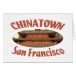 San Francisco Chinatown Cards