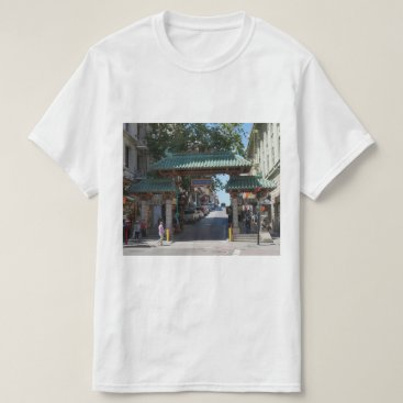 everydaylifesf San Francisco Chinatown Gate T-shirt