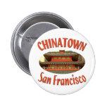 San Francisco Chinatown Pin