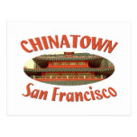 San Francisco Chinatown Post Card