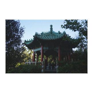 San Francisco Chinese Pavilion #2 Canvas