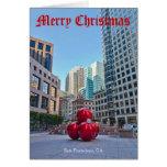 SAN FRANCISCO CHRISTMAS #2A CARDS