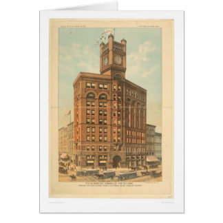 San Francisco Chronicle's New Building (1476A) Card