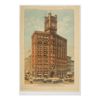 San Francisco Chronicle's New Building (1476A) Poster