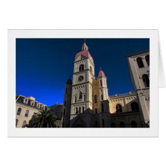 San Francisco Church Card