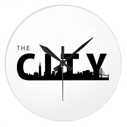 San Francisco City Clock