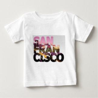 San Francisco City Design Baby T-Shirt