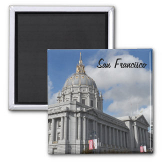 San Francisco City Hall Magnet