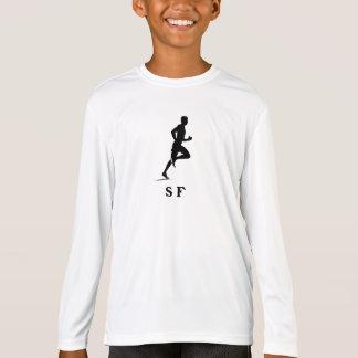 San Francisco City Running Acronym T-Shirt