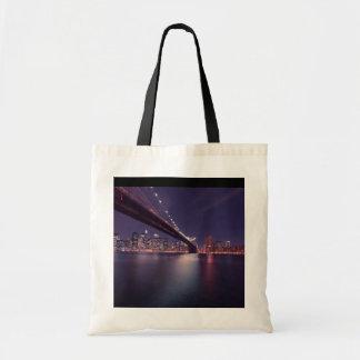 San Francisco City Scape Budget Tote Bag