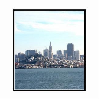 San Francisco City View from the Bay Photo Cutouts