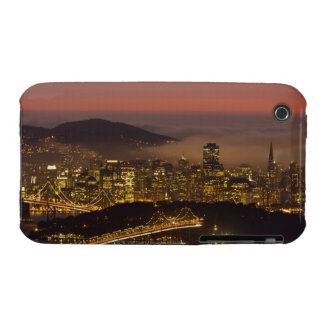San Francisco Cityscape iPhone 3 Cases