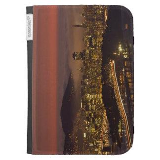 San Francisco Cityscape Kindle Keyboard Covers