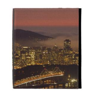 San Francisco Cityscape iPad Folio Covers