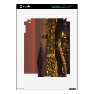 San Francisco Cityscape Decals For iPad 3