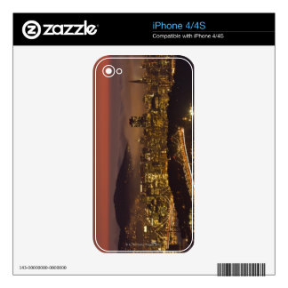 San Francisco Cityscape Decals For The iPhone 4