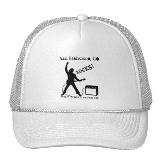 San Francisco, CO Trucker Hat