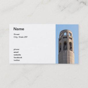 San Francisco Business Cards Zazzle