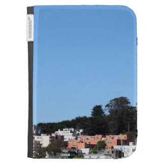 San Francisco Coit Tower Kindle Keyboard Case