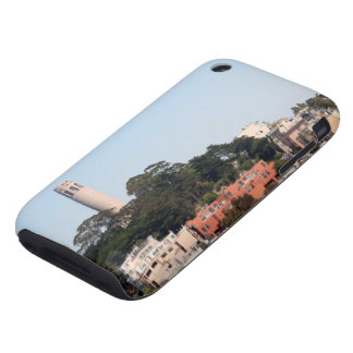 San Francisco Coit Tower Tough iPhone 3 Cover
