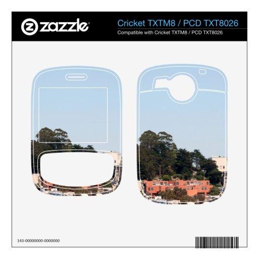 San Francisco Coit Tower Cricket TXTM8 Skin