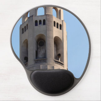 San Francisco Coit Tower Gel Mouse Pad
