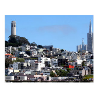 San Francisco Coit Tower Postcards