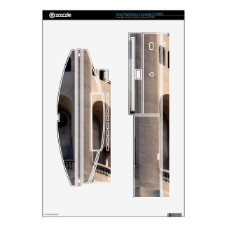 San Francisco Coit Tower PS3 Console Decal