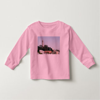 San Francisco Coit Tower Toddler T-shirt