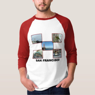 San Francisco collage #2 T-Shirt