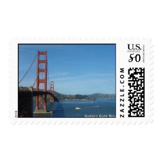 San Francisco collage #3 Postage